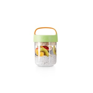 Lunchbox bento Lekue JAR TO GO - słoik 400 ml
