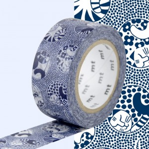 Taśma washi mt masking tape 20 mm - KOTY