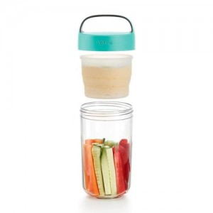 Lunchbox bento Lekue JAR TO GO - słoik 600 ml