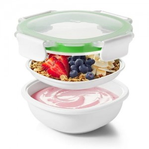 Bento Lunchobx OXO  mini On The Go - 250 ml