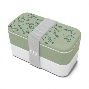 Bento Monbento lunchbox 1l MB Original  English Garden