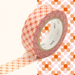 Taśma washi mt masking tape 15 mm - OBORO