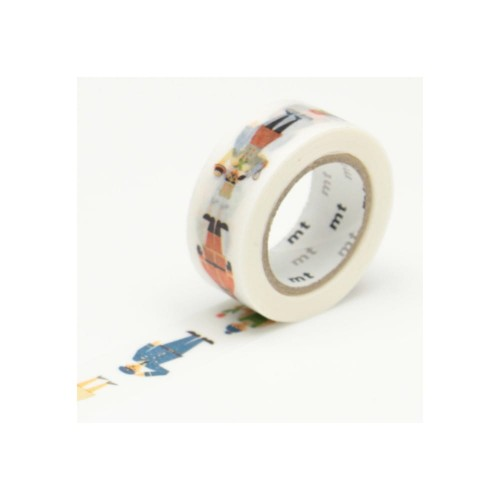 MT01KID16Z mt japanese masking tape kids